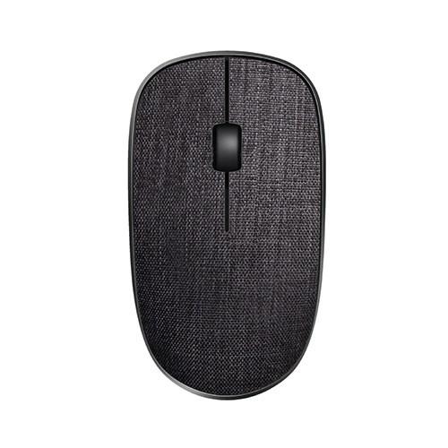 Rapoo 3510Plus 2.4G Wireless Fabric Optical Mouse Black