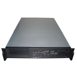 TGC Rack Mountable Server Chassis 2U 650MM Depth With Atx Psu Window - No Psu
