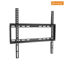 Brateck Economy Ultra Slim Fixed TV Wall Mount For 32'-55' Led, 3D Led, LCD TVs