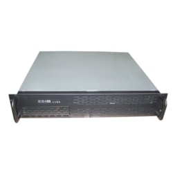 TGC Rack Mountable Server Chassis 2U 400MM Depth