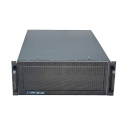 TGC Rack Mountable Server Chassis 4U 650MM Depth With Atx Psu Window - No Psu