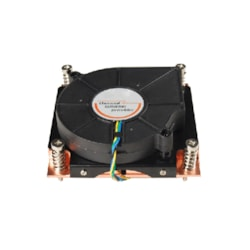 TGC Chassis Accessory 1U Universal Cpu Active Cooler (Full Copper) For 775/1155/1366/2011