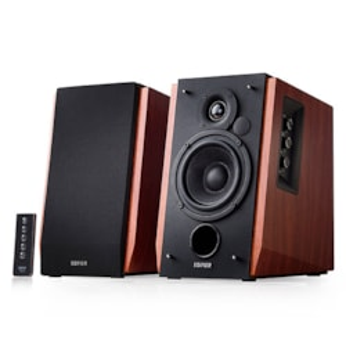 Edifier 'R1700BT' - 2.0 Lifestyle Studio Speakers, Bluetooth Brown