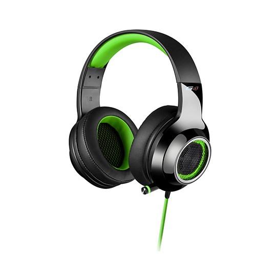 Edifier G4 7.1 Virtual Surround Sound Gaming Headset Green