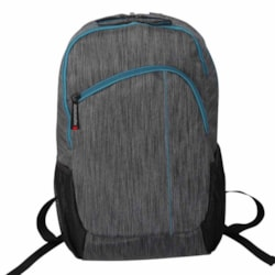 Promate Ascend1-BP Premium Accented Laptop Bag For Laptops Upto 15.6' - Grey