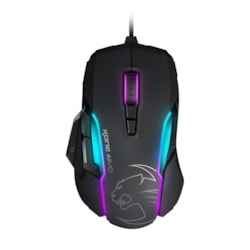 Roccat Kone Aimo Rgba Smart Customisation Gaming Mouse - Black