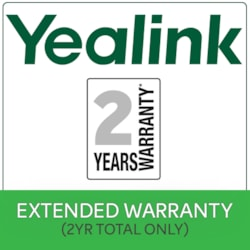 Yealink 2 Years Extended Return To Base (RTB) Yealink Warranty $50 Value