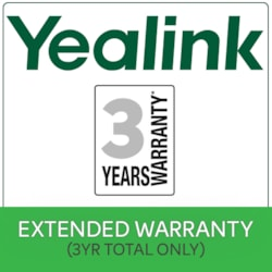 Yealink 3 Years Extended Return To Base (RTB) Yealink Warranty $50 Value