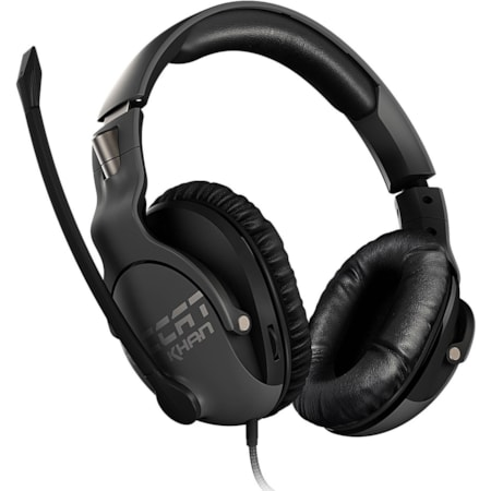 Roccat Khan Pro Competitive High Resolution Gaming Headset Grey Version)