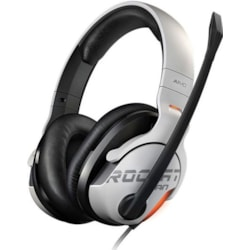 Roccat Khan Aimo 7.1 High Resolution RGB Gaming Headset White