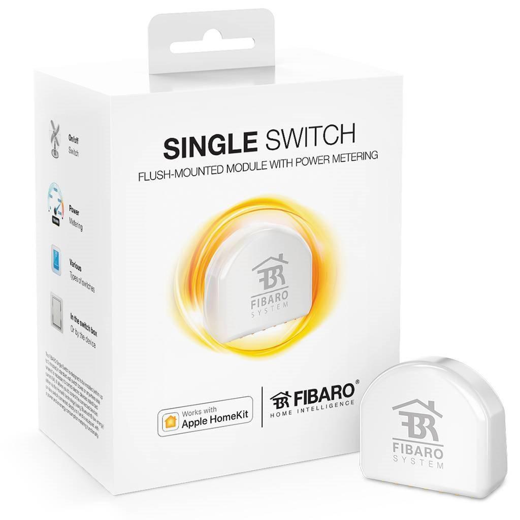 Fibaro Homekit Single Switch