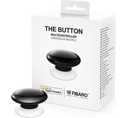 Fibaro Homekit The Button Black