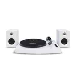 Mbeat® Pro-M Bluetooth Stereo Turntable System (White)