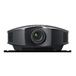 Sony Full HD 3D SXRD Home Theatre Projector - Black, RF Emitter, 1800 Ansi, 6000HRS Lamp