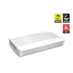 Draytek Vigor2133 Gigabit Broadband Firewall Router 450Mbps 3G/4G Usb Lte With 4xGigabit Lan 2xVPN Backup Support VigorACS Si