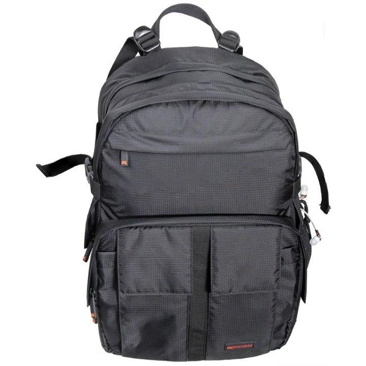 Promate 'AcePak' Professional SLR Camera Backpack With Multiple Pocket Options
