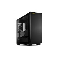 Antec Performance P110 Luce Atx Mid-Tower Case, Tempered Glass Side, RGB Logo. Two Years Warranty