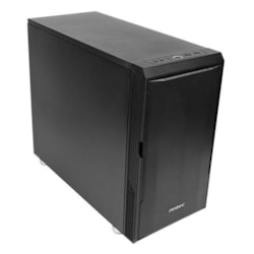 "Antec P5 Micro Atx Case Sound Dampening. 5.25' X 1, 3.5"" HDD X 2 / 2.5"" SSD X 2"