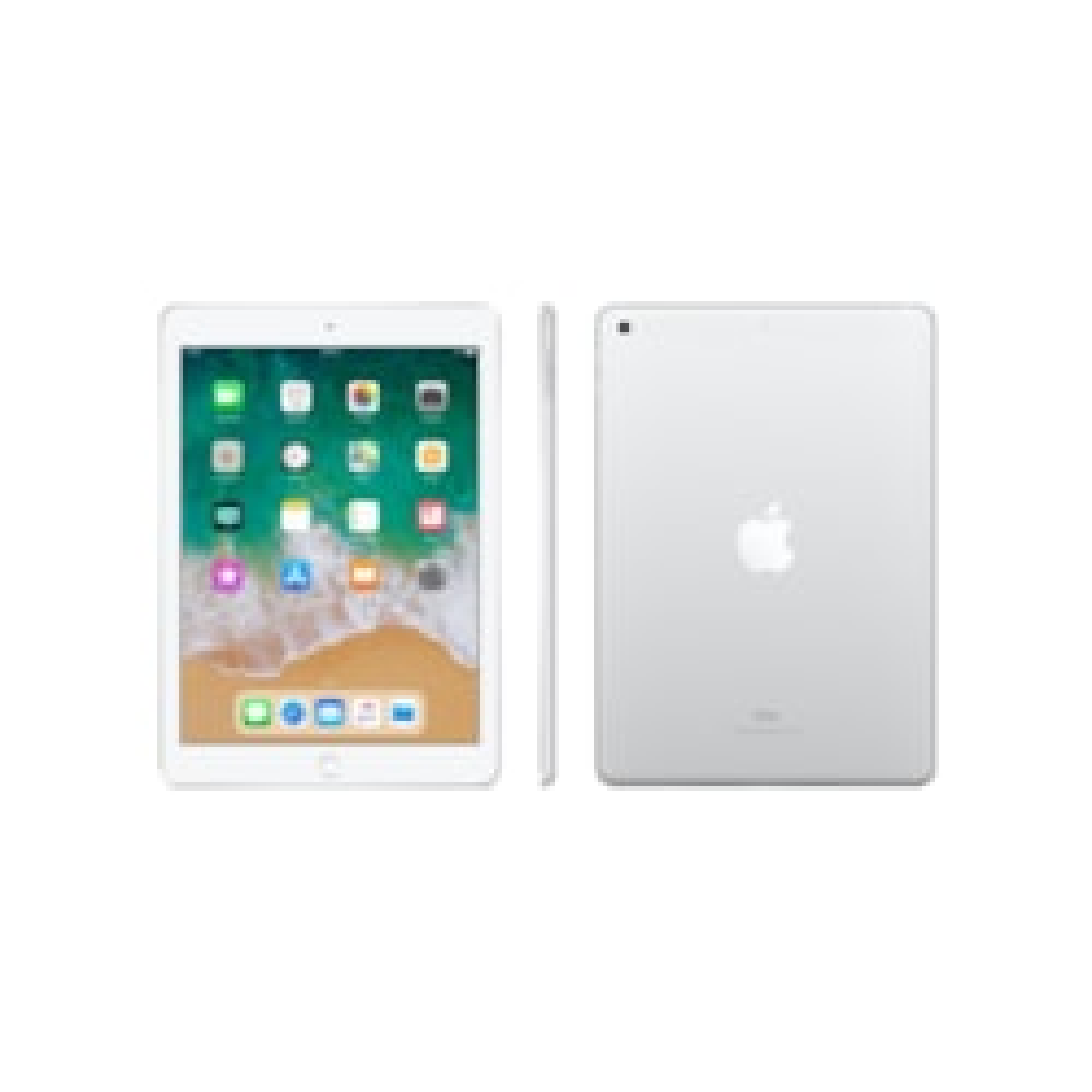 Apple iPad 9.7' 32GB Silver 4GX Tablet G6