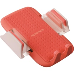Promate Mount-Pro Premium Soft Finish Universal Mobile Grip Mount For Devices Up To 8.3 CM - Red