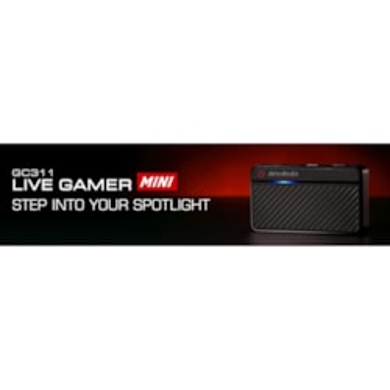 AVerMedia GC311 Live Gamer Mini. 12 Months Warranty
