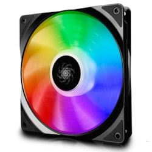 Deepcool CF 140 Customizable Addressable RGB Led Lighting