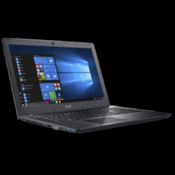 "Acer TMP259-G2-M-377S Win10Pro 64Bit Preloaded/i3-7130U/4GB DDR4/256GB SSD/DVDSM/15.6""/1xHDMI And 1xVGA/TPM2.0/1 Year Mail In WTY"