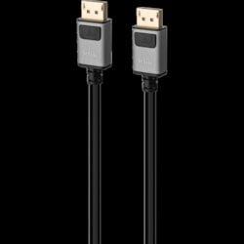 Klik 3MTR DisplayPort Male To DisplayPort Male Cable