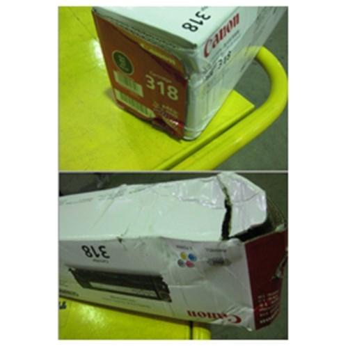 Canon New Black Toner Cartridge For LBP7200CDN **Damaged Packaging**
