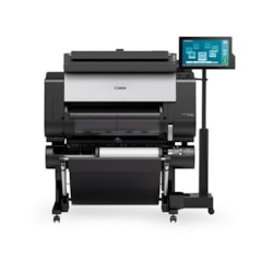"""Canon Ipftx-2000 24"""" MFP 5 Colour Pigment Large Format Printer With 25"""" Scanner, PC"""