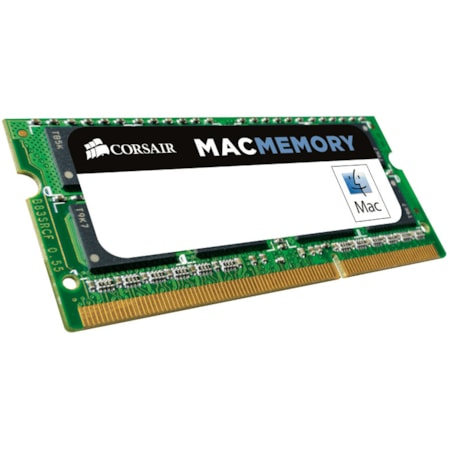 Micron Crucial 8GB DDR4 2400 MT/s (PC4-19200) CL17 SR X8 Unbuffered Sodimm 260Pin For Mac [Ct8g4s24am]