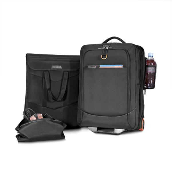 Everki Ekb420 Titan Laptop Trolley, Fits 15-Inch To 18.4-Inch
