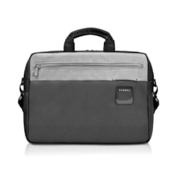 "Everki ContemPRO Commuter Laptop Bag Black Briefcase, Up To 15.6"" With Dedicated Tablet/iPad/Pro/Kindle Compartment Up To 13"""
