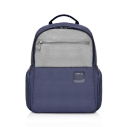 "Everki ContemPRO Commuter Laptop Backpack, Up To 15.6"" Navy (Ekp160n) With Dedicated Tablet/iPad/Pro/Kindle Compartment Up To 13"""