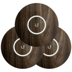 Ubiquiti UniFi NanoHD Skin Casing - Wood Design - 3-Pack