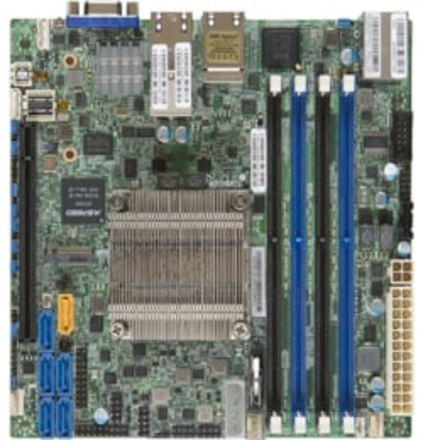 Supermicro Motherboard X10SDV-16C-TLN4F