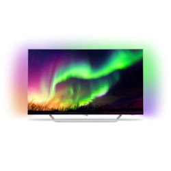 "Philips Oled 8 Series 139 CM (55""), 4K Razor Slim Oled Smart TV With Ambilight 3 Sided, P5 Engine, Quad Core, DVB-T/T2, 3 Year Onsite Warranty"