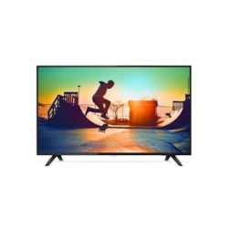 "Philips 6133, 139 CM (55"") 4K Ultra Slim Smart Led TV With Pixel Precise Ultra HD, Quad Core, DVB-T/T2, Saphi, 3 Year Onsite Warranty"