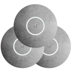 Ubiquiti UniFi NanoHD Hard Cover Skin Casing - Concrete Design - 3-Pack