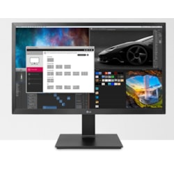 LG 24'' BL450Y Series FHD Ips Monitor With Adjustable Stand & Built-In Speakers