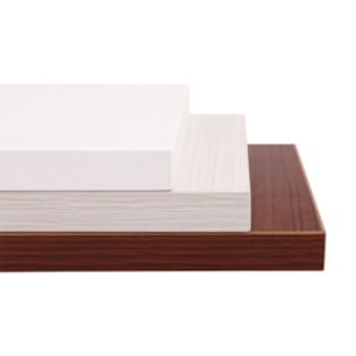 Brateck Particle Board Desk Board 1800X750MM--Whilte