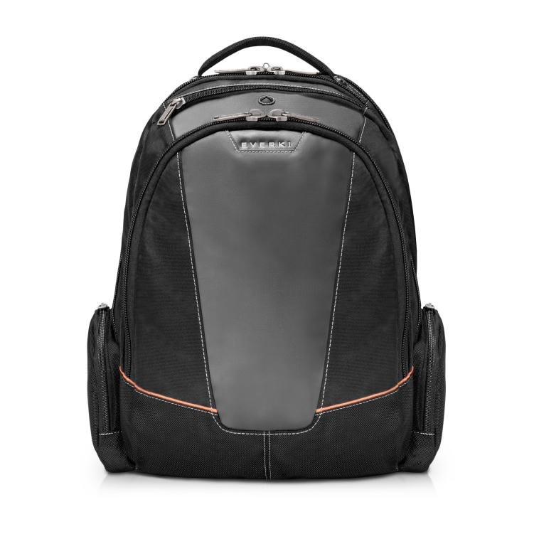 "Everki 16"" Flight Backpack, Checkpoint Friendly Bonus Altec Lansing R3volution X Headphones"