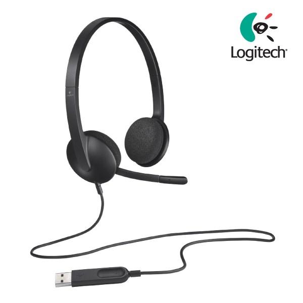 Logitech Log HDS H340