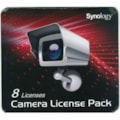 Synology Surveillance Device License Pack For Synology NAS - 8 Additional Licenses