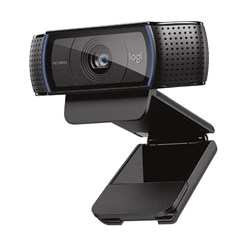 Logitech 960-001086 C920e Full HD Webcam, Usb
