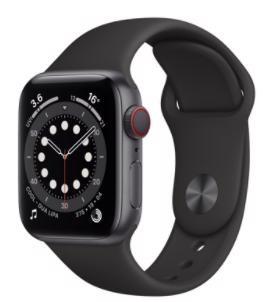 Apple Watch 6 Cellular 40MM Space Grey