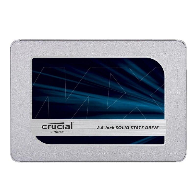 "Crucial MX500 2 TB Solid State Drive - 2.5"" Internal - SATA (SATA/600)"
