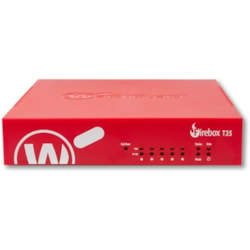 WatchGuard Firebox T35 With 3-YR Total Security Suite (WW)