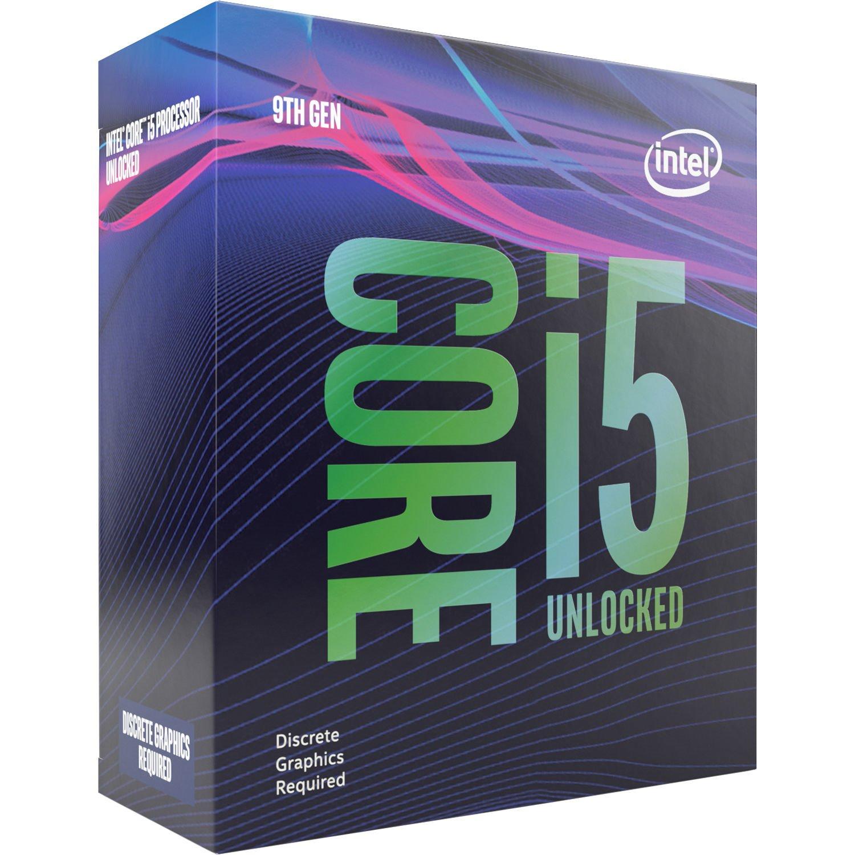 Intel Core i5 i5-9600KF Hexa-core (6 Core) 3.70 GHz Processor - Retail Pack
