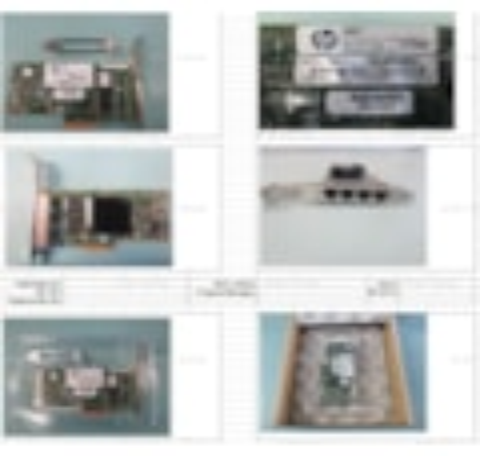 HPE 366T Gigabit Ethernet Card for Server
